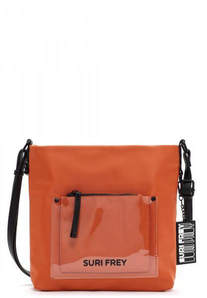 SURI FREY Umhängetasche SURI Black Label Tessy  Orange 16050610 orange 610