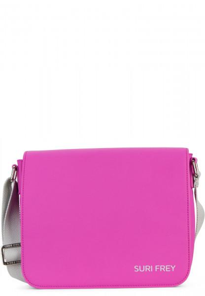 SURI FREY Handtasche mit Überschlag SURI Sports Jessy klein Pink 18000670 pink 670