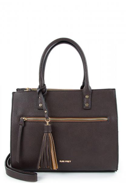 SURI FREY Shopper Netty mittel Braun 12692200 brown 200