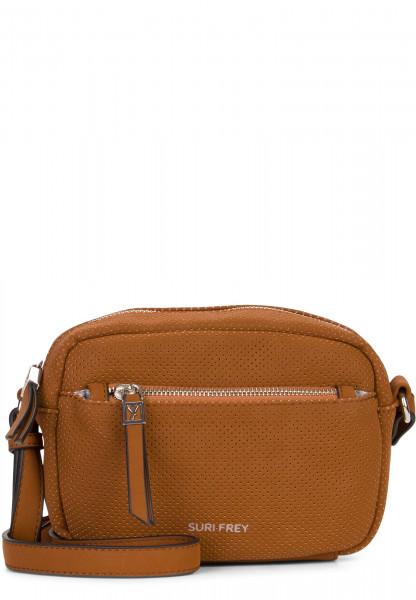 SURI FREY Handtasche mit Reißverschluss Romy Hetty Braun 12180700 cognac 700