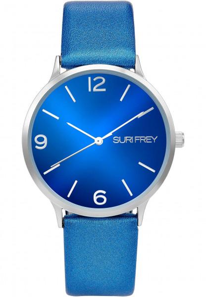 SURI FREY Damenuhr Roxy Blau 6029 Blau