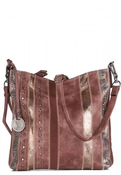 Handtasche mit Reißverschluss Star No.1 Special Edition