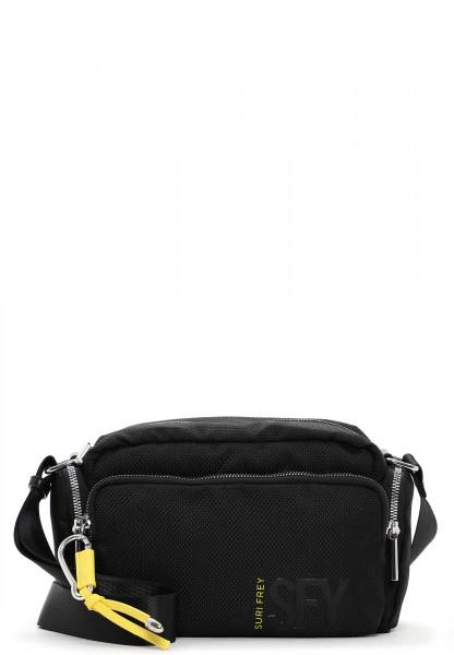 Handtasche mit Reißverschluss SURI Sports Marry mittel