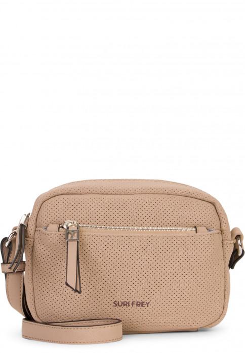 SURI FREY Handtasche mit Reißverschluss Romy Hetty Braun 12180900 taupe 900