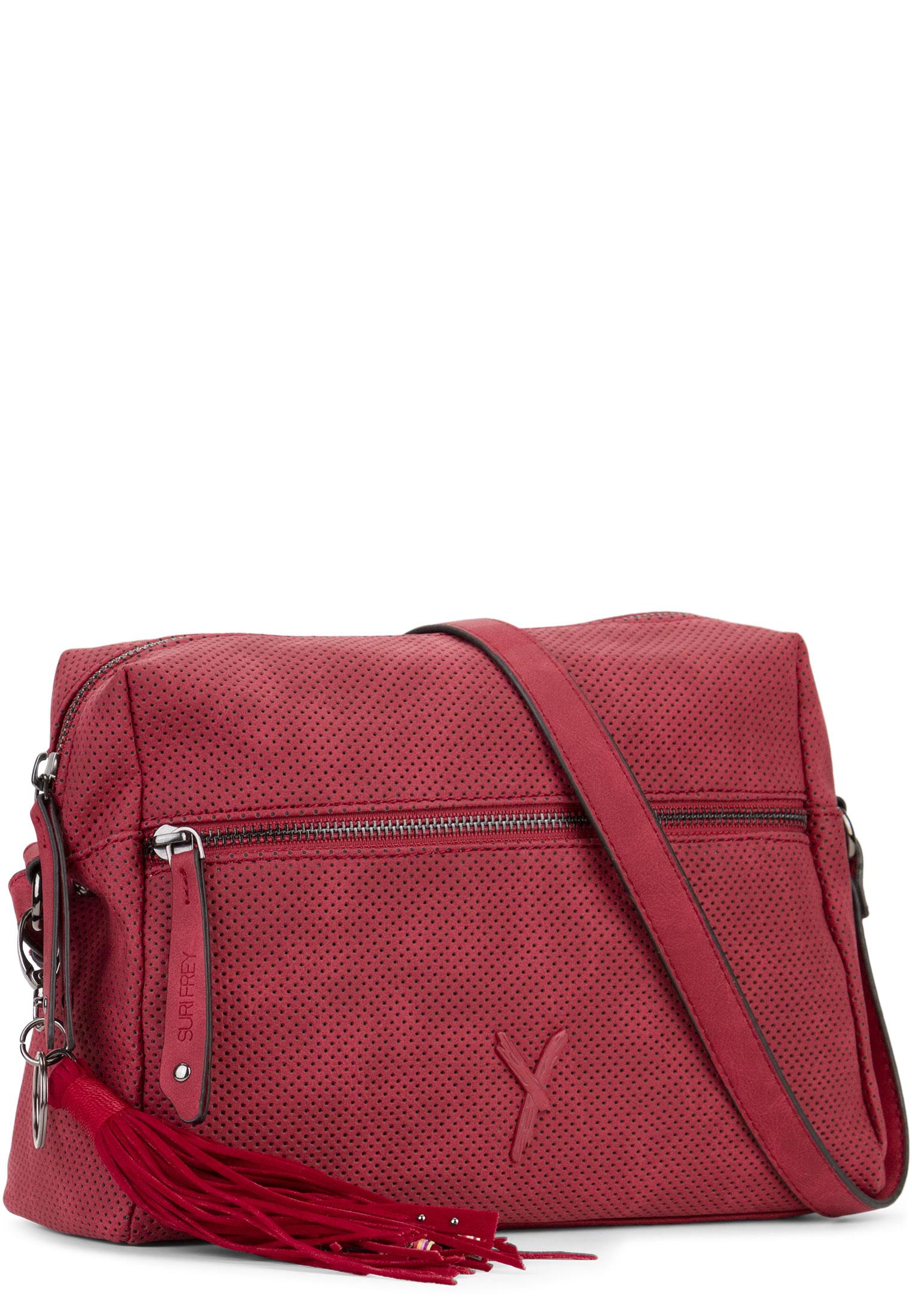 Handtasche mit Reißverschluss Romy mittel